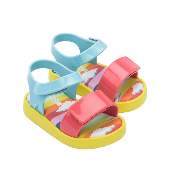Sandália Mini Melissa Jump Sunny Day Baby