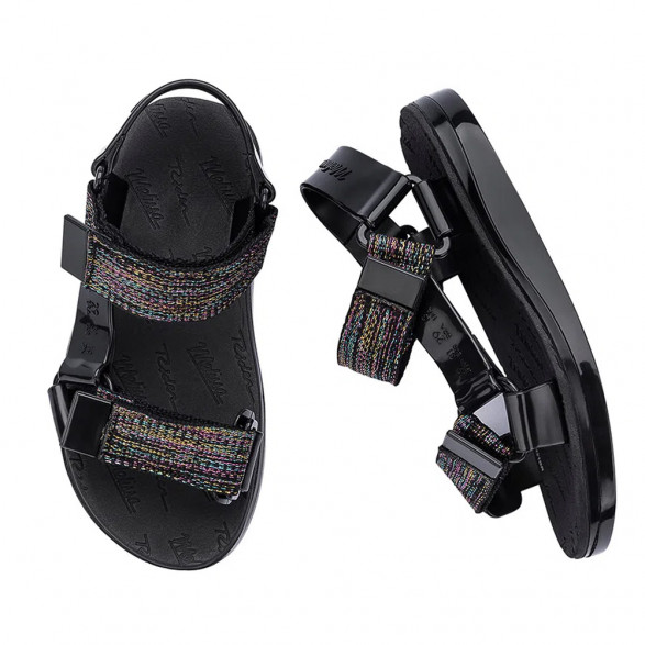 Sandália Mini Melissa Papete + Rider I Infantil 33381