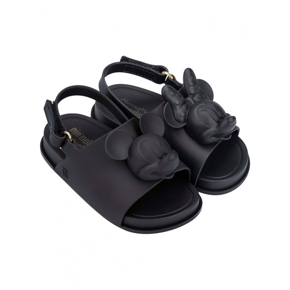 Melissa Mini Beach Slide Sandal + Disney BB 32284