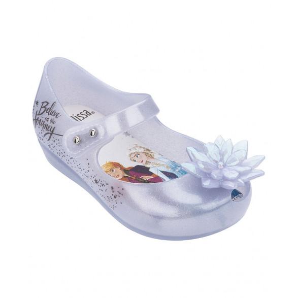 Sapatilha Mini Melissa Ultragirl + Frozen 32851