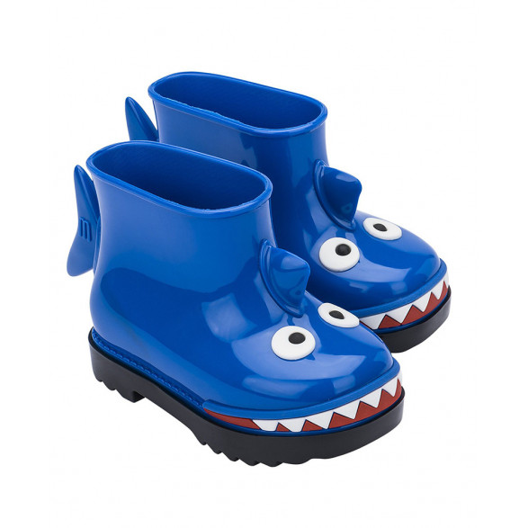 Mini Melissa Under The Sea Boot Baby Infantil 32866